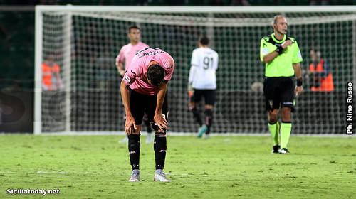 Palermo, primo ko interno: è 0-1 Sassuolo$