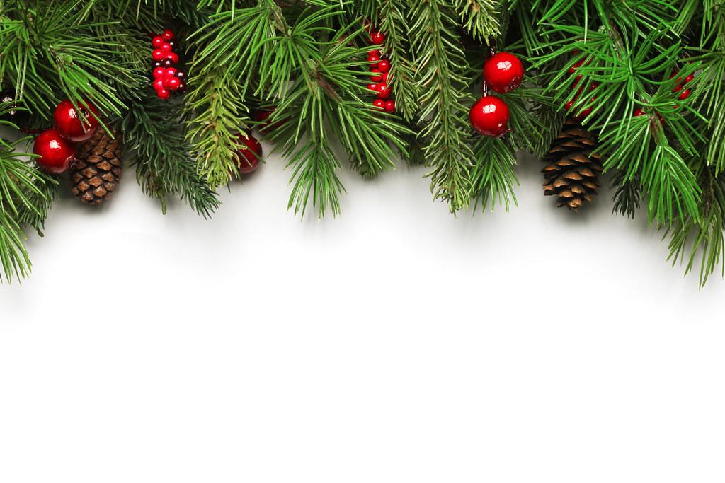9 White Christmas Tree