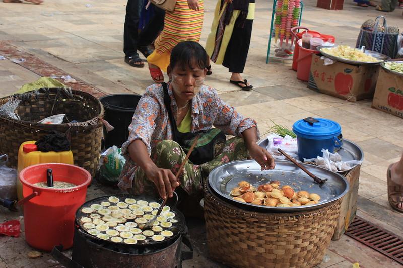 Мьянма, торговля