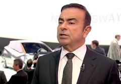 Carlos Ghosn, CEO de la Alianza Renault-Nissan, habla sobre la transición a una sociedad cero emisiones