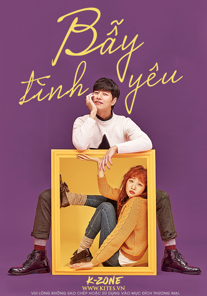 Bẫy Tình Yêu: Park Hae Jin, Kim Go Eun [tvN 2015] - 720p HDTV