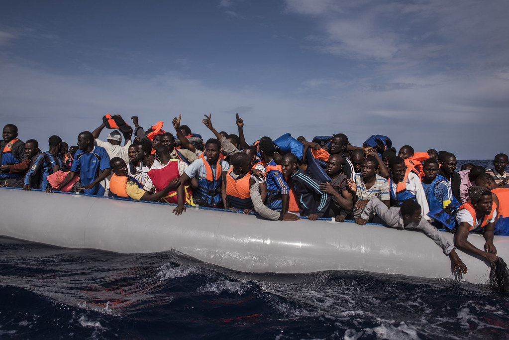 6,000 Migrants Rescued in a Single Day