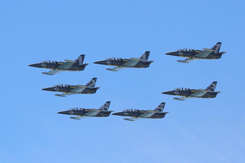 IMG_3975 Breitling Jet Team, Breitling Huntington Beach Airshow