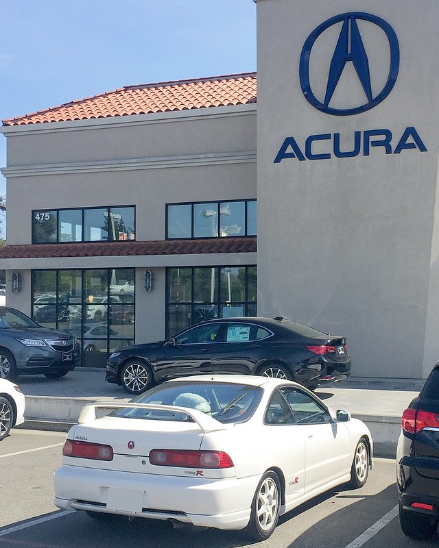 Acura Dealership In Florida: What Did You Do With Your Integra Today?