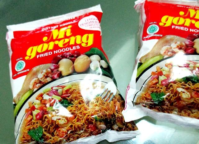 Indofood mi goreng