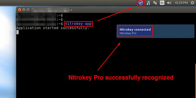 How to secure your Linux environment with Nitrokey USB smart