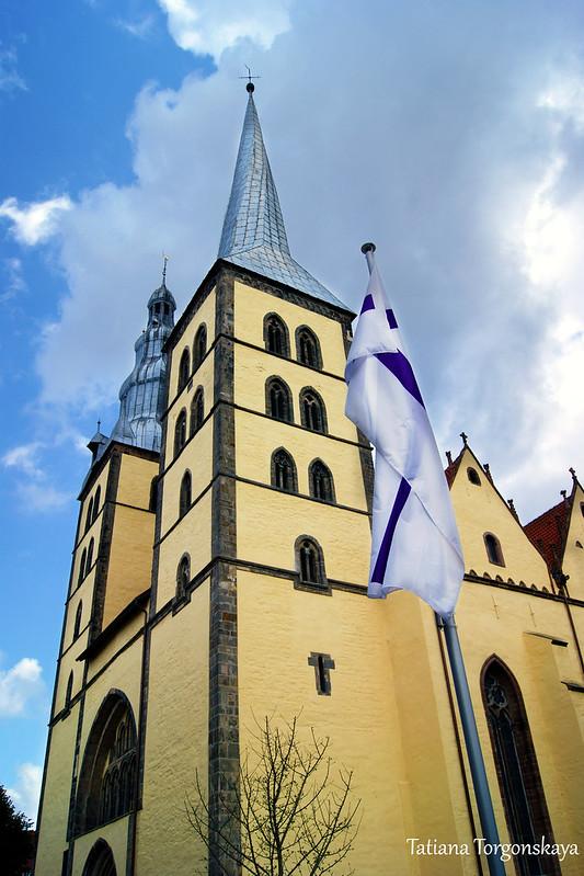 Фасад церкви Св. Николая