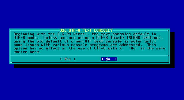 UTF-8 в консоли