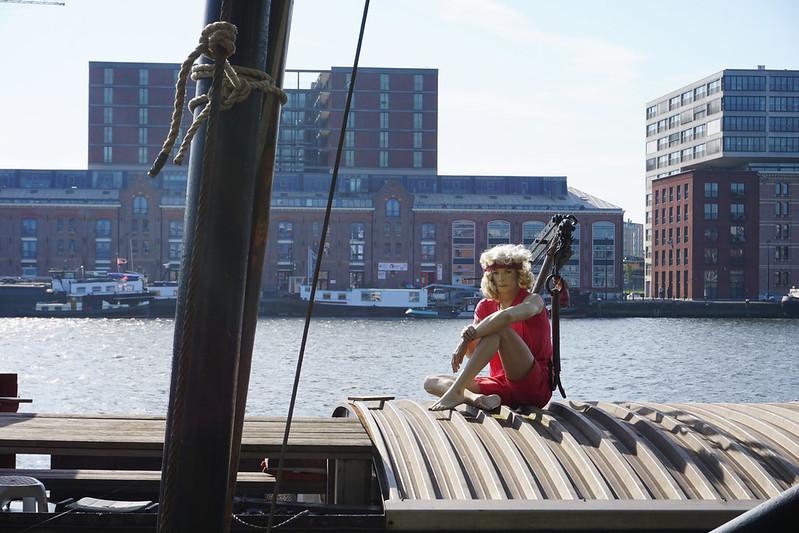 Mannequins in Amsterdam
