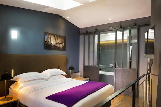 Hôtel & Spa La Belle Juliette **** Paris - book on our website for the best rate guaranteed!