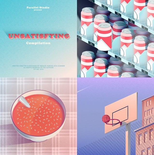 UNSATISFYING from PARALLEL STUDIO 1