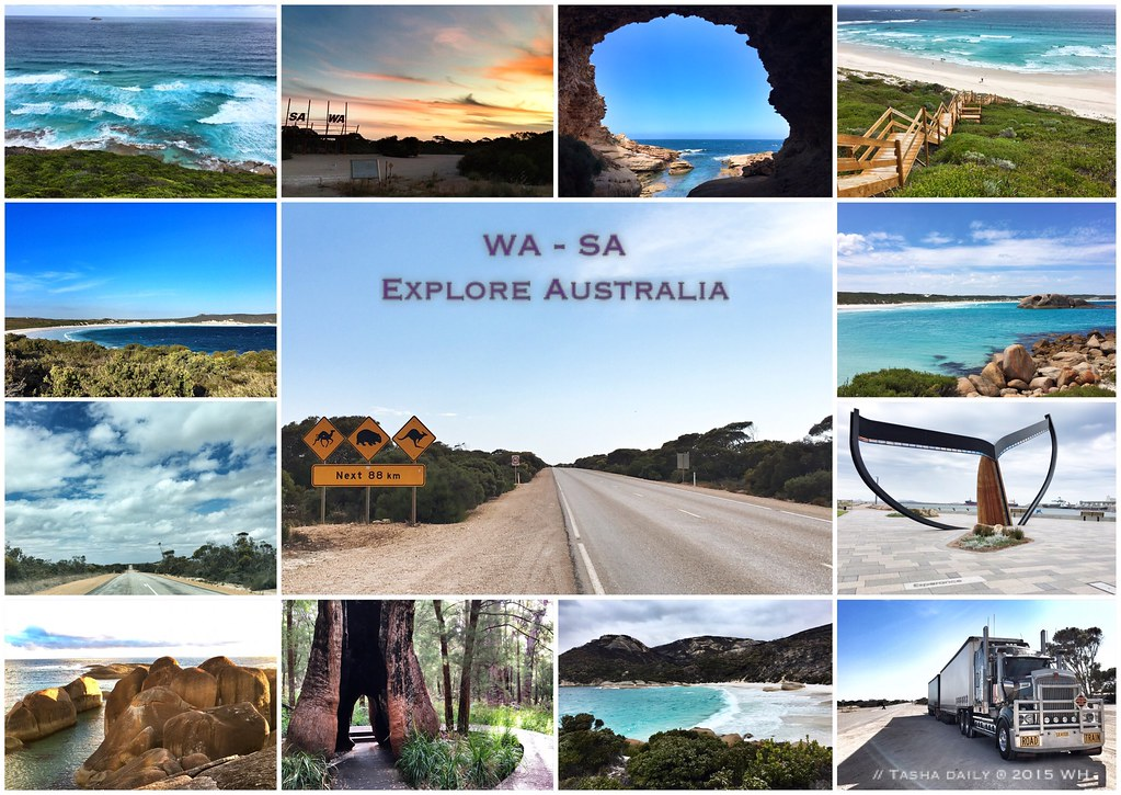 環澳旅遊︱從西澳到南澳,一段4000公里的自駕旅行 (附路線地圖)