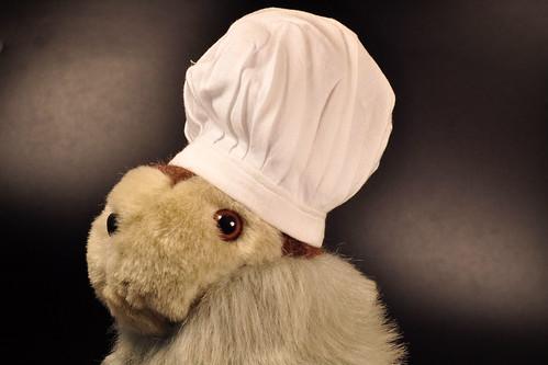 Chefköchin Karla Kunstwadl empfiehlt Champignon-Pfannküchlein mit Schnittlauchquark vegetarisch Rezept Foto Brigitte Stolle 2015