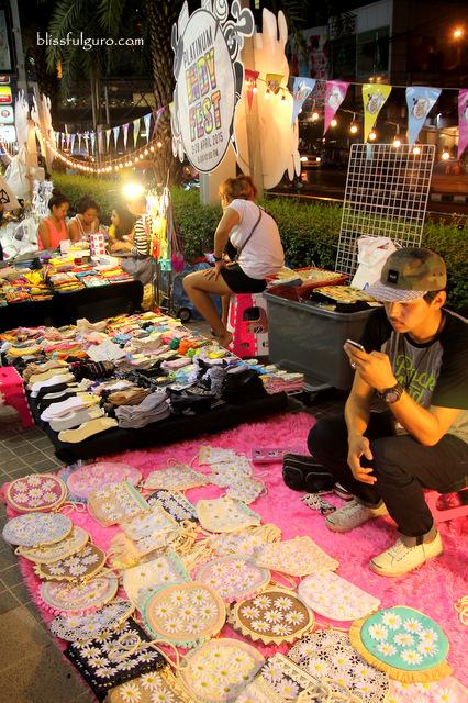 Pratunam Shopping Bangkok Thailand
