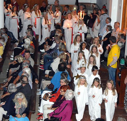 Santa Lucia, Los Cristianos