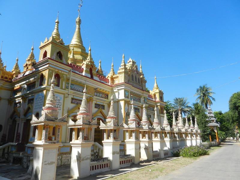 Тамбодхи храм Монивы