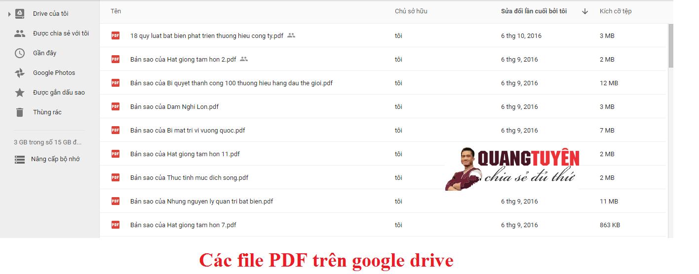 Chèn file PDF vào website (blogger) đơn giản nhất 10/2016