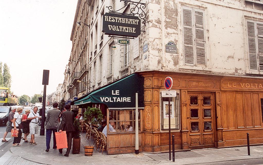Cafe Voltaire Paris
