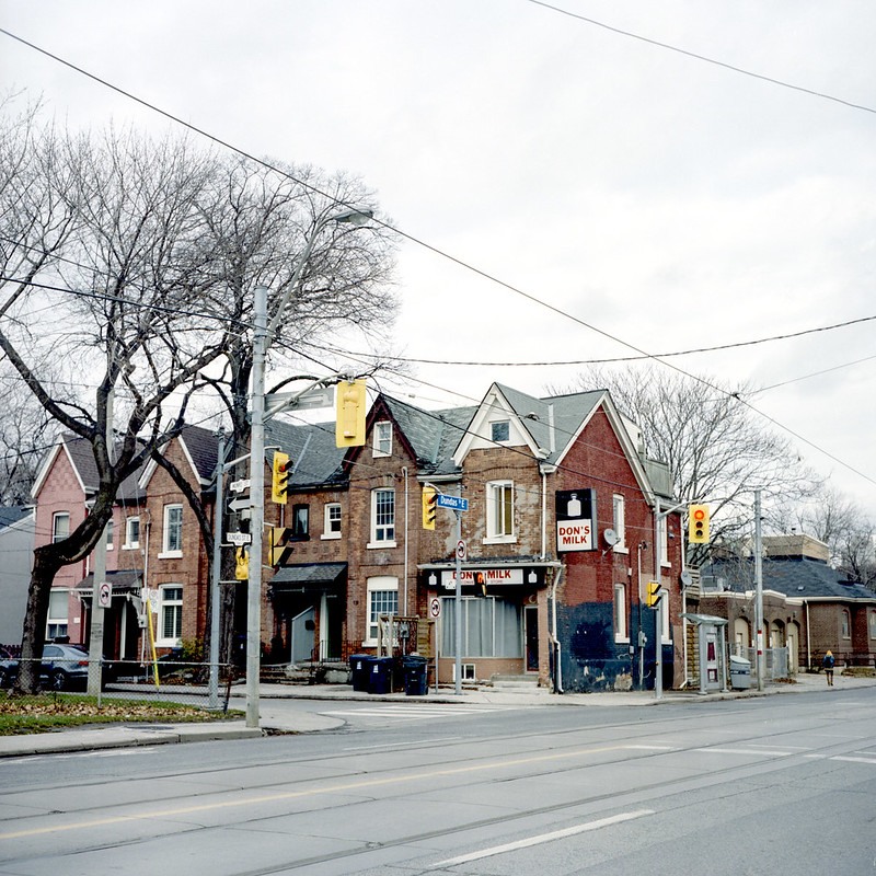 East End Corner On Dundas