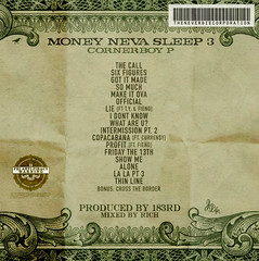Money Neva Sleep 3 (Front)