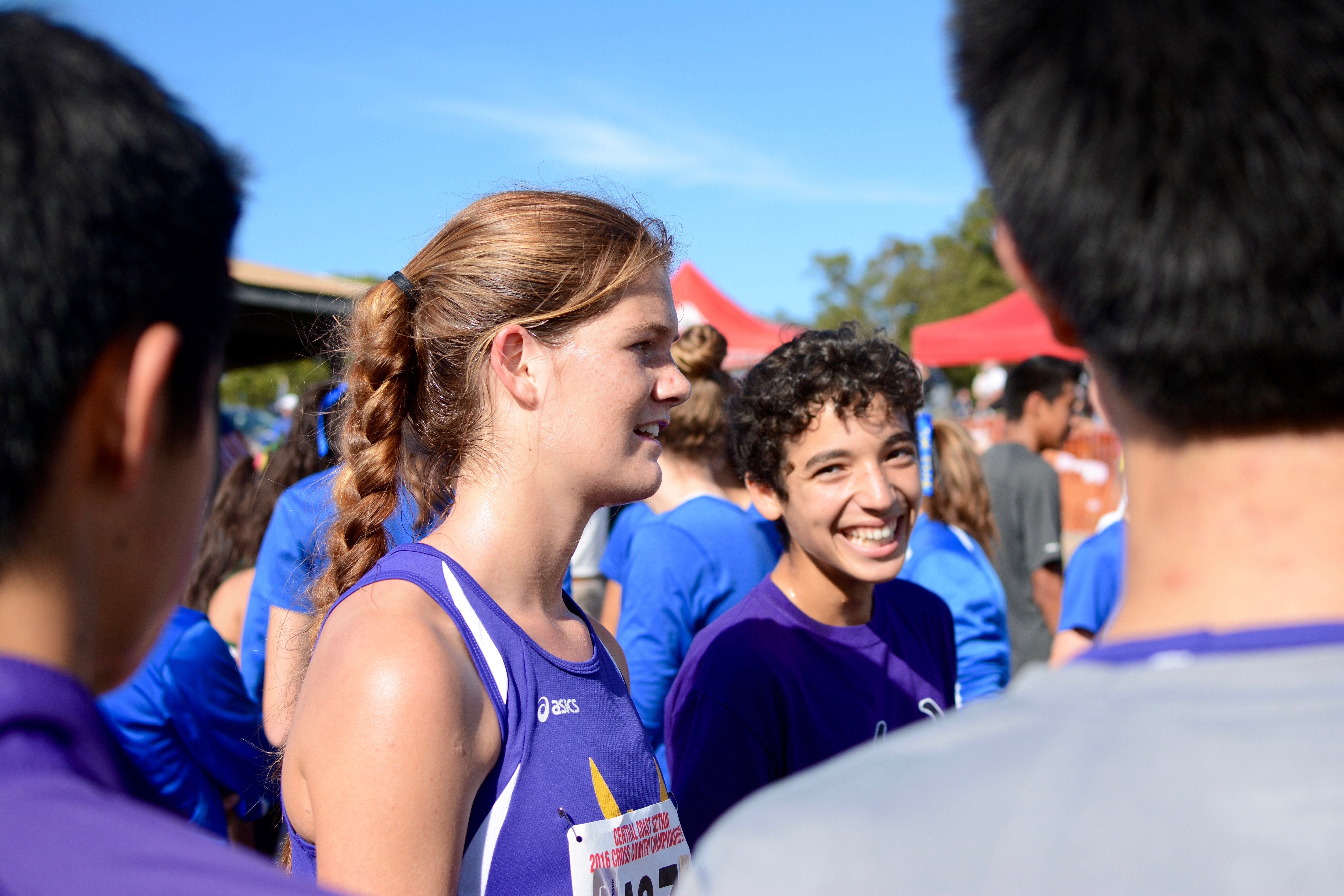 Cross country: CCS at Crystal Springs XC Course