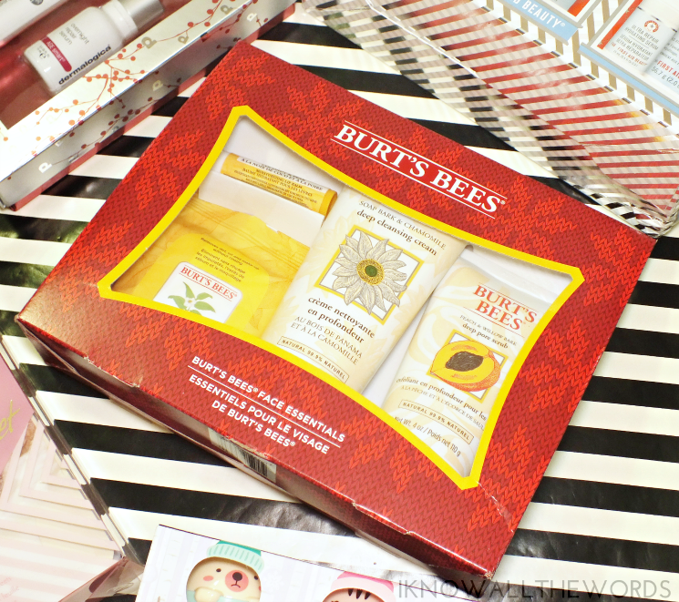 burt's bees face essentials (1)