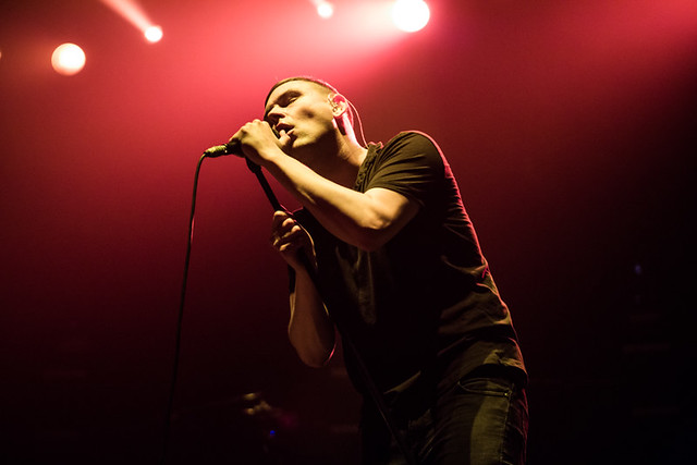 The Twilight Sad @ The SSE Arena, Wembley, London, 12/02/2016