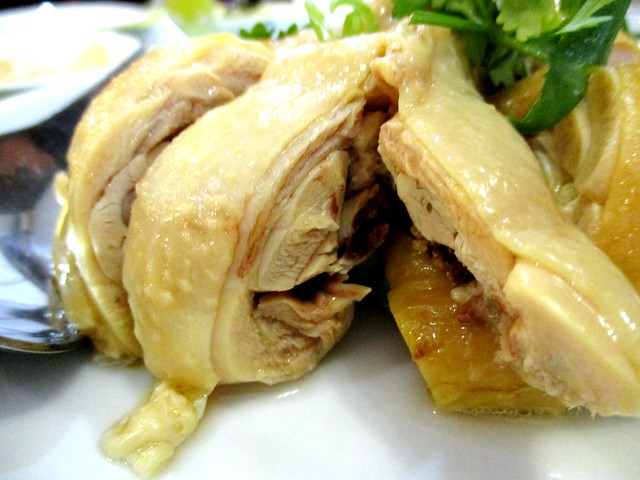 New Capitol chicken rice 2