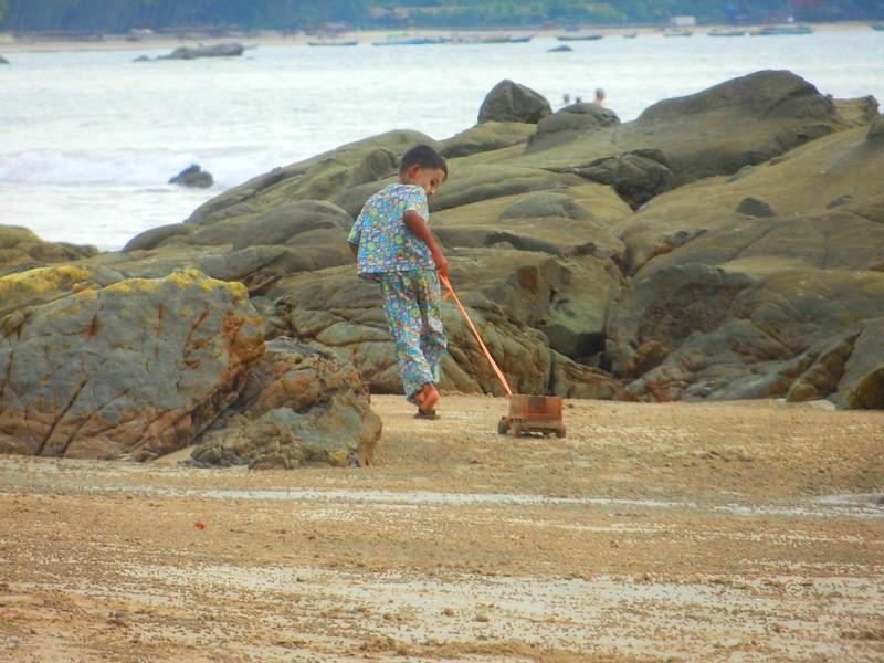 дети Бирмы