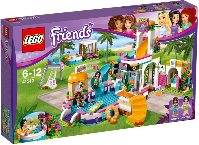 LEGO Friends 2017 - Heartlake Summer Pool (41313)