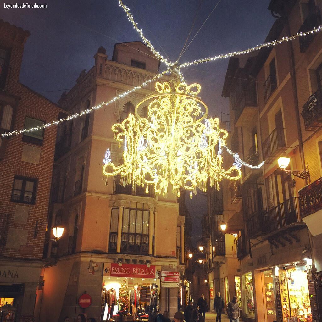 Cuatro calles 2016 en Navidad