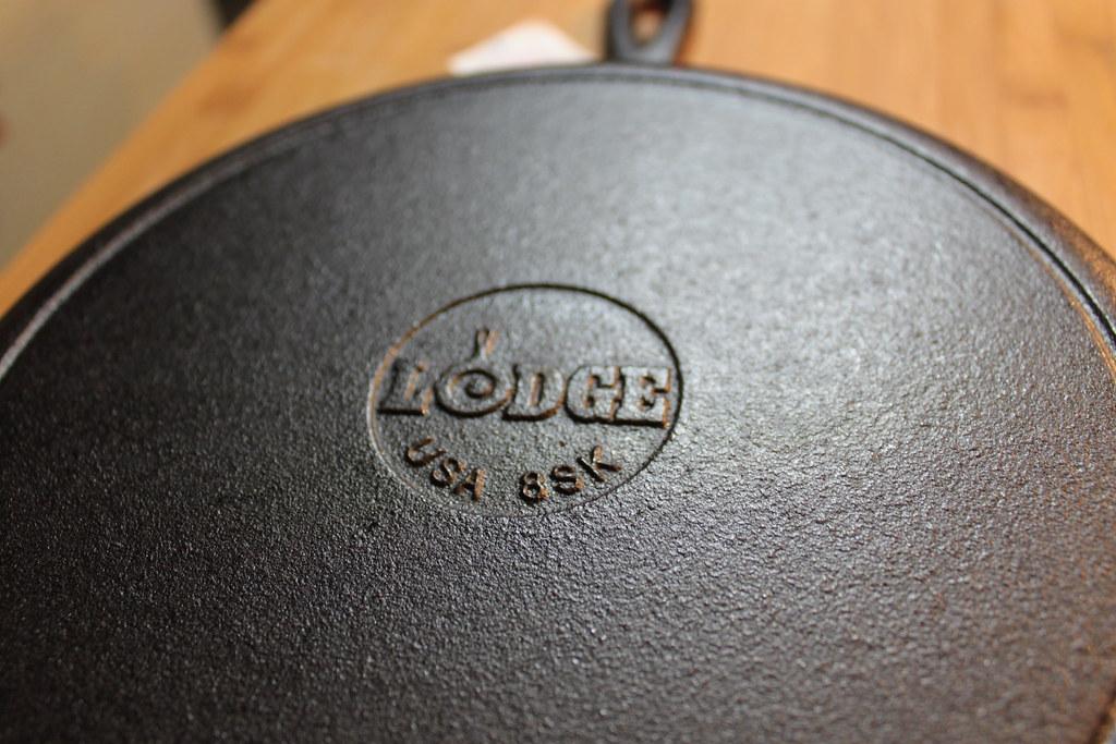 ロッジーLODGE L8SK3ロジックスキレット10と4分の1インチ