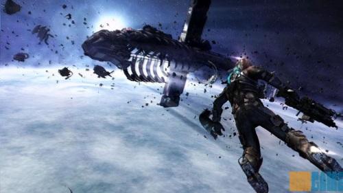 Dead Space 3 - Espacio