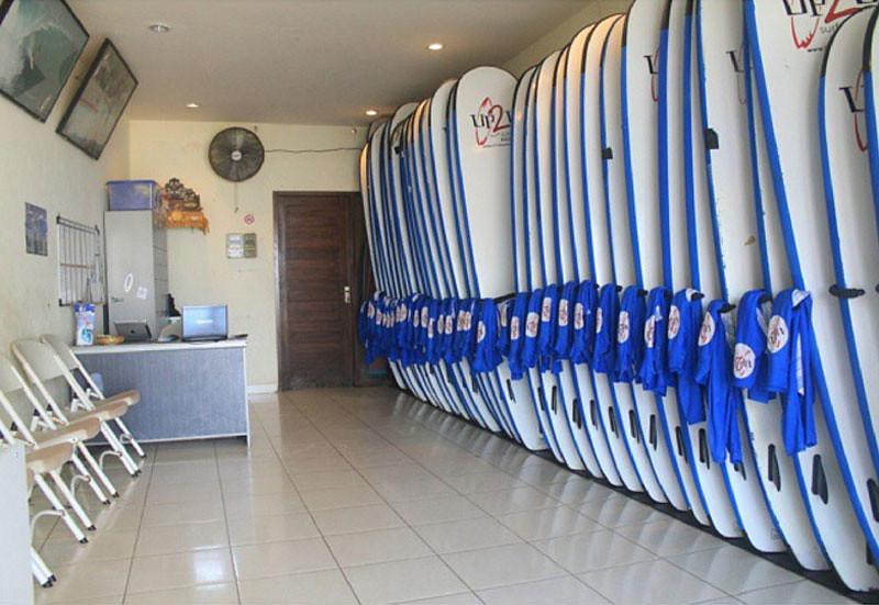 UP2U Surf School Bali Office
