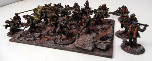 Bolt Action - Deutsche Pioniere