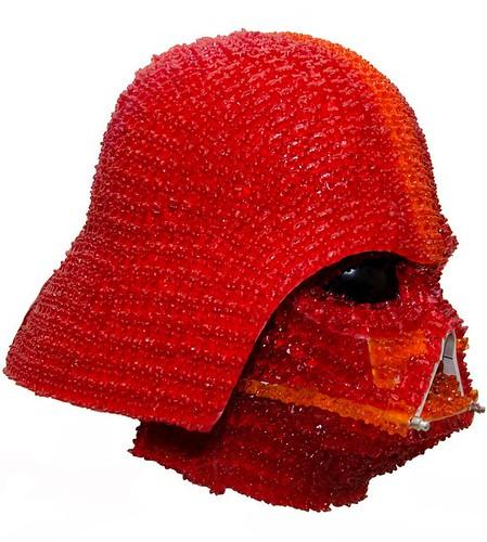 Gummy Bear Darth Vader by Crummy Gummy