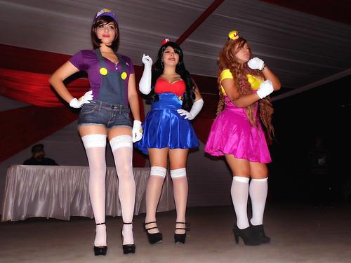 DASH COSPLAY en ATV : Cosplay causa furor en Perú