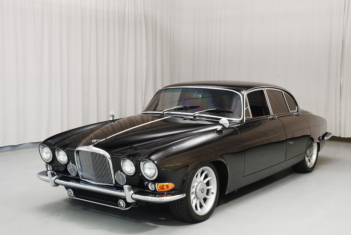 Jag Mark X With XJR Engine - Ultimate X