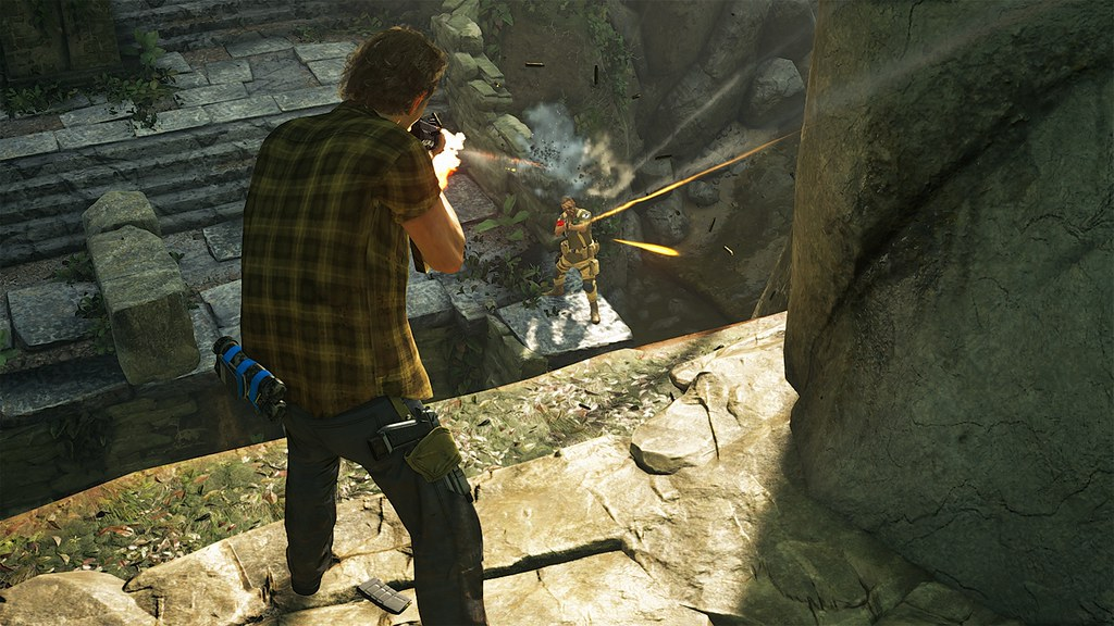 Uncharted 4 Multiplayer Features Microtransactions, No Dedicated Servers 15