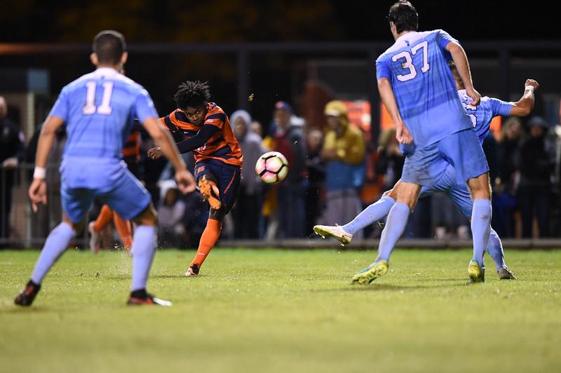 SU Soccer: Syracuse vs. North Carolina