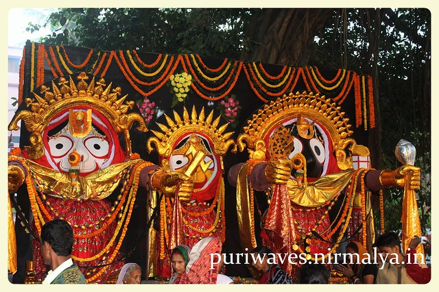 Raja Rajeswar Besha –  Costume Of Lord Jagannath