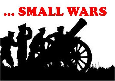 Small Wars: Leonardo And His Tiny Tanks