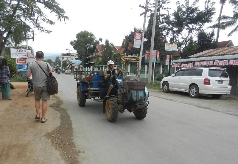 Yone Gyi Rd Наунг Шве Мьянма