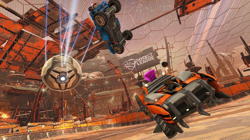 L'apocalypse s'abat sur Rocket League !
