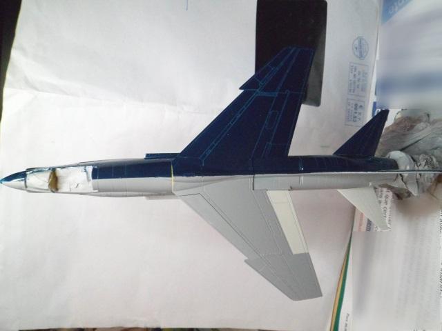 Pas-à-pas : Vought F-8E Crusader [Academy 1/72] 30799054622_b0d89cb2a5_o