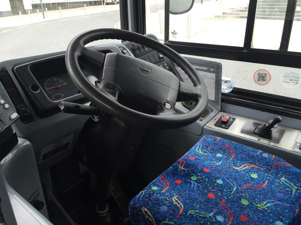 Dublin Bus Alx400 Volvo B7tl Cab Aarondonohoe Flickr
