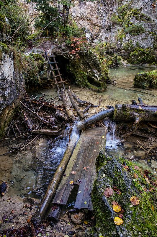 Acceso a la Cascada de Belabarze