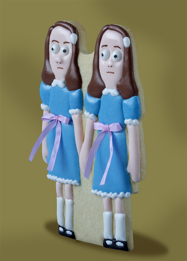 twins of the shining