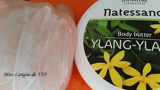 body butter natessance avis