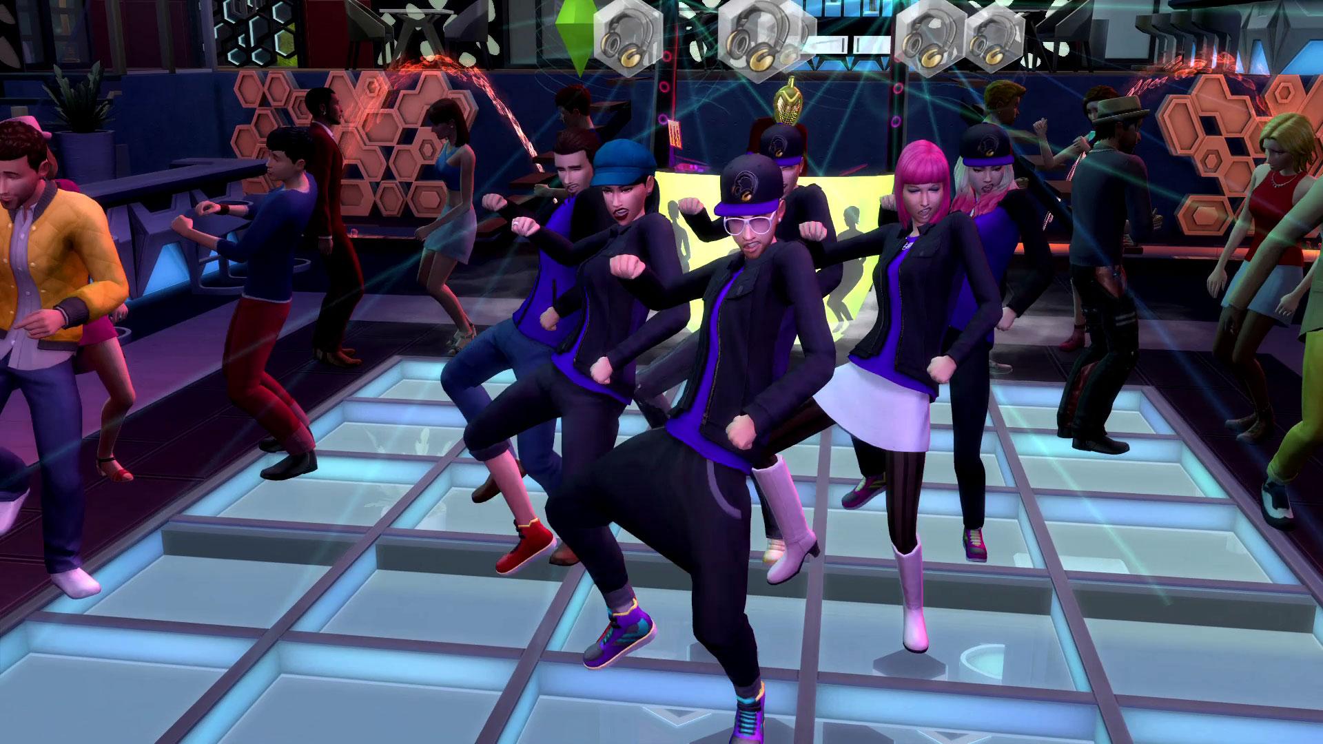 Blog 15 motivi per essere entusiasti di the sims 4 for Cabine in piccione forgiano con giochi arcade